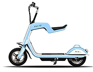 Amazon Com Tutu Electric Scooter With Lithium Ion Battery
