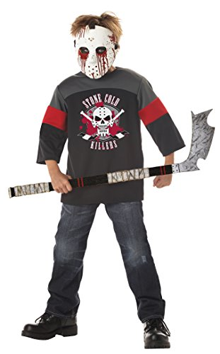 Costumes Sports (California Costumes Blood Sport Child Costume,)