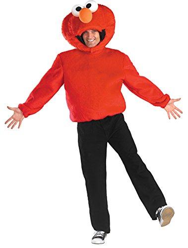 Elmo Halloween Costume - Adult