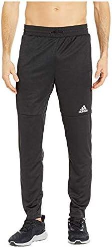 [adidas(アディダス)] メンズウェア・ジャケット等 Team Issue Lite Pants Flint Black Melange/Black US XL (XL) R [並行輸入品]