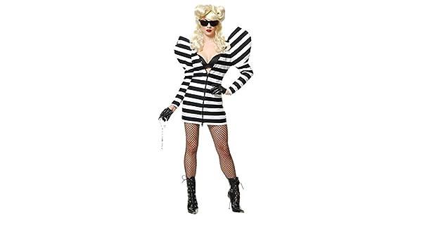 GH Europa y la nueva Lady Gaga rendimiento disfraz ropa con ...