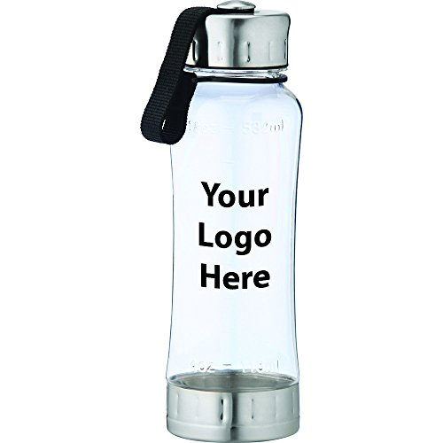 Augusta 18 Oz. Tritan Sports Bottle - 50 Quantity - $5.20 Each - PROMOTIONAL PRODUCT / BULK / BRANDED with YOUR LOGO / CUSTOMIZED