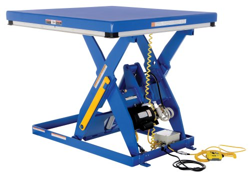 Vestil-EHLT-4848-6-44-Electric-Hydraulic-Lift-Table-6000-lb-8-Height