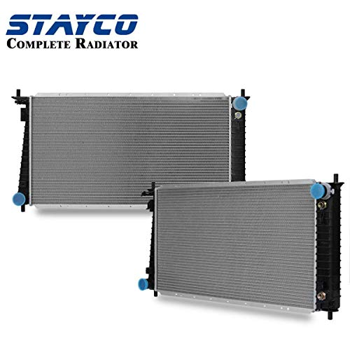 CU2257 Radiator Replacement for Ford Expedition F-150 F-250 F-350 Lobo Lincoln Blackwood Navigator V8 4.6L 4.2L 5.4L ()