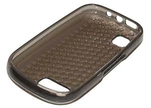 Silicona Case Funda Smoke para Nokia Asha 201/Silicon Funda Protectora
