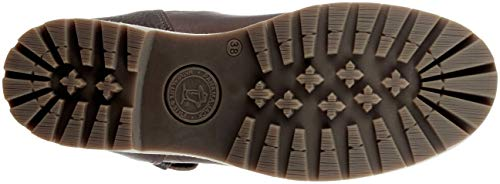 Caviglia Panama Marrone Delle Singapur Stivali Donne Marrone Jack Igloo b39 BHSwIq4H