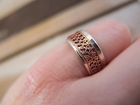 Spinner Ring Anxiety Jewelry