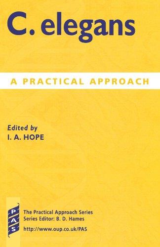 C. elegans: A Practical Approach