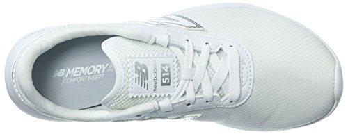 metallic White New Donna 514v1 Silver Balance514v1 qxCPIwBv