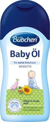 Bübchen Baby Öl 400ml (german Import) by Bübchen