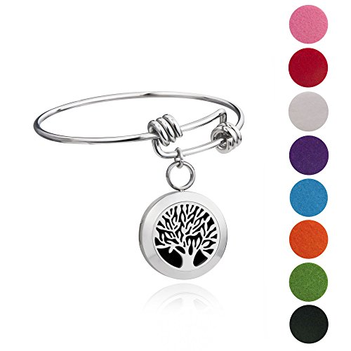 BESTTERN Essential Diffuser Bracelet Stainless product image
