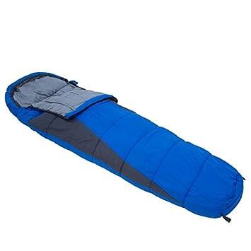 Regatta Hilo 200 - Saco de Dormir Momia para Acampada, Color Azul: Amazon.es: Deportes y aire libre