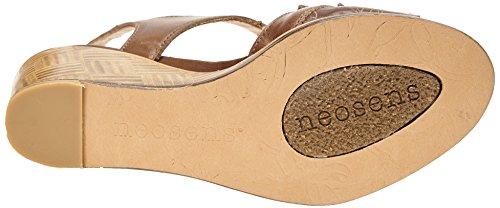 Neosens Noah 229, Scarpe col tacco Donna Marrone (Marron (Castor))