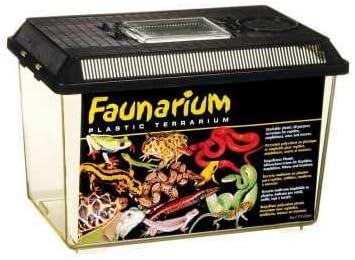 Exo TerraTerrario de Plástico Faunarium Grande