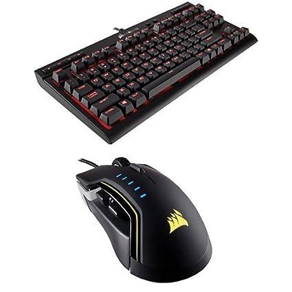 Amazon.com  Corsair Gaming K63 Compact Mechanical Keyboard ea0afe00e1600