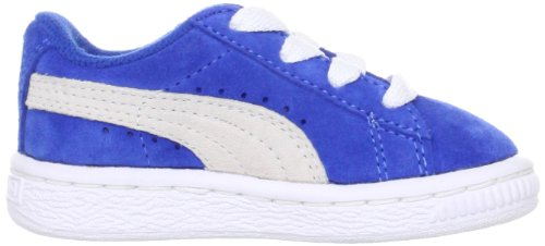 Puma Kinder Sneaker Suede Blau