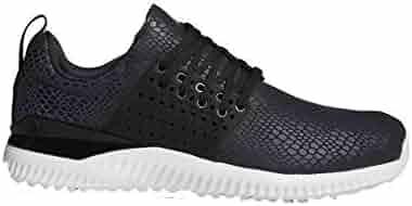 e6d0adb60f3 adidas Golf 2018 Mens Adicross Bounce Spikeless Golf Shoes - Wide Fitting  Core Black White