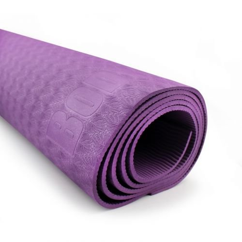 Original BodyChange Yoga- & Trainings-Matte (lila)