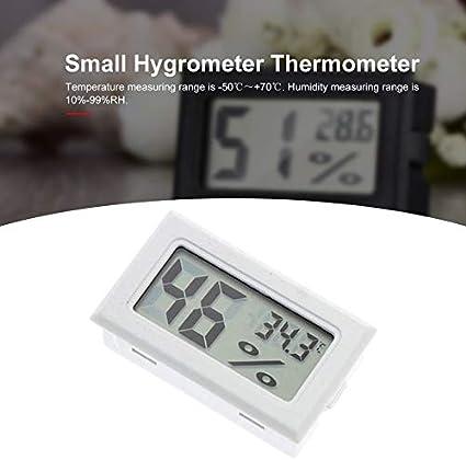 Embedded électronique Numérique Thermomètre et hygromètre LCD température humidité