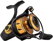 "PENN 1481262 Spinfisher VI Spinning Saltwater Reel, 4500 Reel Size, 6.2: 1 Gear Ratio, 40"" Retrieve Rate,"