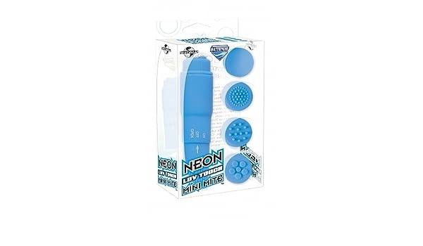 Amazon.com: Neon Luv Touch Mini Mite Blue (5 Pack) : Health & Personal Care