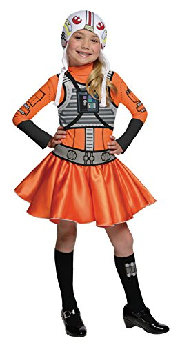 Star Wars X-Wing Fighter Costume Dress, Medium -