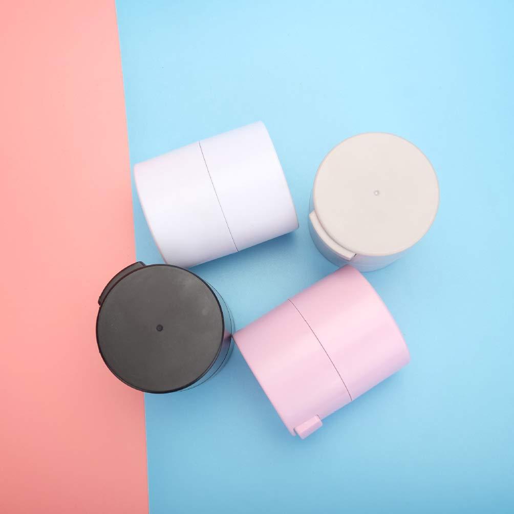 Eyelash Glue Jar Sealed Eyelash Extension Container Makeup Case Cosmetic Storage Tank for Women Girls Nail Polish