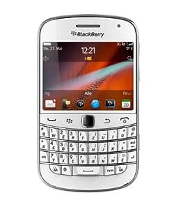 BlackBerry Bold 9900 8GB Color blanco - Smartphone (SIM única, BlackBerry OS, EDGE, GPRS, GSM, HSDPA, HSUPA, Micro-USB A, Barra)
