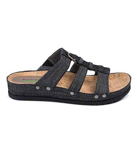 BareTraps Flops amp; Sandals 9 Black Cella Size Flip Women's M BT24831 6nqfrP6wpF