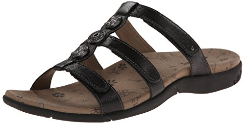 Taos Women's Prize 2 Black Sandal Dress F8az8Urx1q