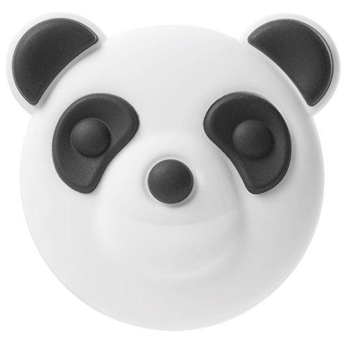 Bone Collection Interchangeable Cute Animal Cartoon Badge Logo, Compatible with Modular Accessories from Bone Collection - Fatda Panda