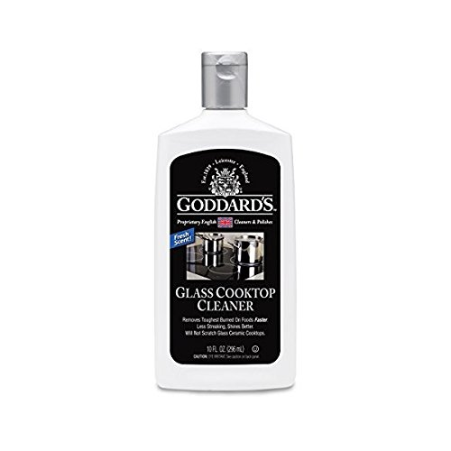 Goddard's Glass Cooktop Cleaner, 10 oz, Case of 6 by Goddard's (Image #3)