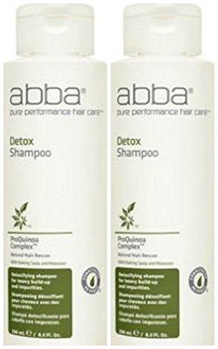 ABBA Pure Detox Shampoo Hair