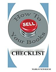 How to Sell Your Books Checklist