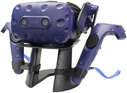 AMVR - Soporte de realidad virtual para auriculares HTC Vive o HTC Vive Pro y controladores: Amazon.es: Electrónica