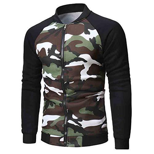 Camicia Maniche Giacca Da Uomo Beikoard A Nero Aderente Per Cinese Taschino Lunghe Cappotto fnfr4xBwz