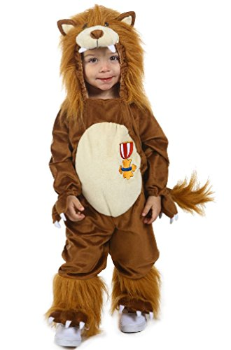 [8eighteen Wizard of Oz Cowardly Lion Cuddly Infant/Toddler Costume] (Wizard Of Oz Witch Socks)