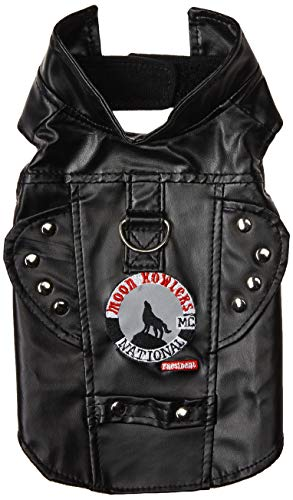 - Doggles Moon Howlers Vest Harness, XX-Small