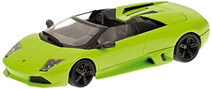 Amazon Com Minichamps 1 43 Lamborghini Murcielago Lp640 Roadster
