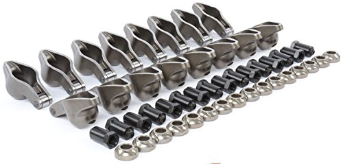 JEGS Performance Products 20188 Cast Steel Roller Tip Rocker Arms Big Block Chev