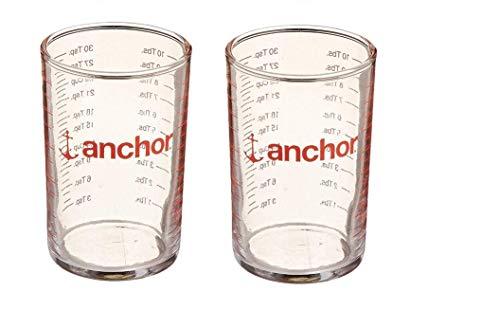 Anchor Hocking Graduated Measuring Glass