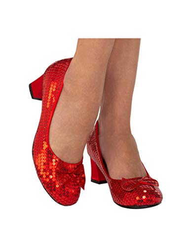 Rubie's Red Sequin Adult Pump
