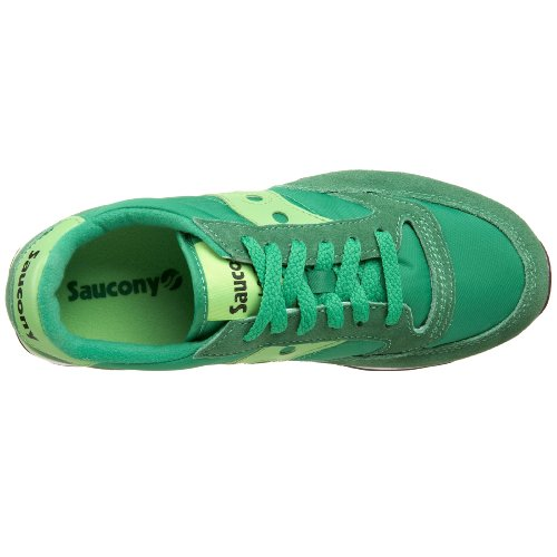 Jazz Cross Original Femme Green Chaussures Saucony de OxqUBOd