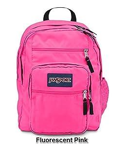 Amazon.com: JanSport Big Student Solid Colors Backpack B1025 ...