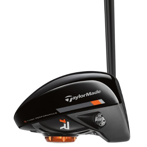 TaylorMade Men's R1 Black Golf Driver