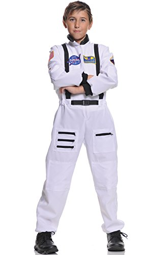 Unisex Astronaut Costume (Boys Astronaut Costume)