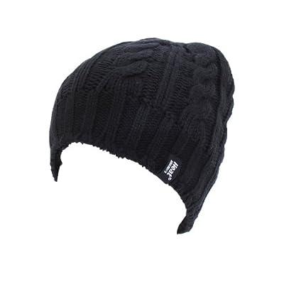 Heat Holders Ladies/Womens Ribbed Thermal Winter Hat (3.4 Tog)