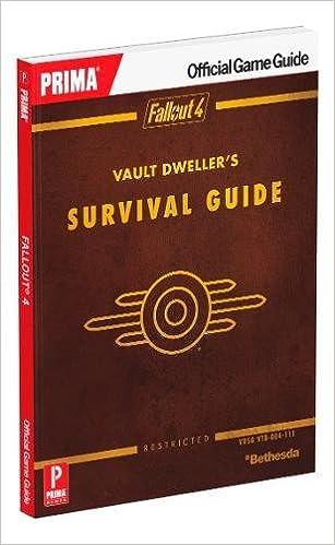 Fallout 4 Vault Dweller's Survival Guide por David Hodgson epub