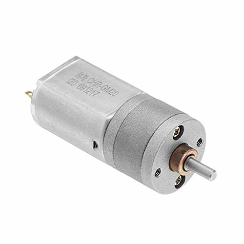 Hitommy Chihai Motor CHR-GM20-130 DC 12V 560rpm Gear Motor Electric DC Motor by Hitommy