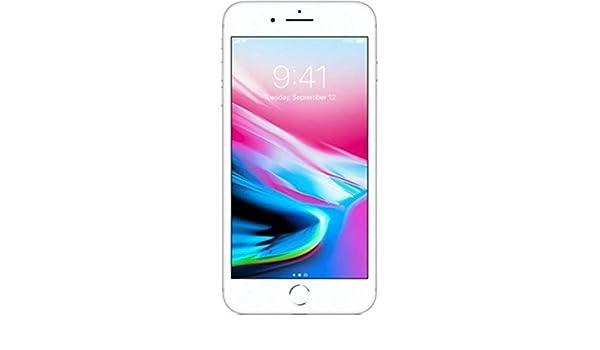 Apple Smartphone iPhone 8 128GB Silver (4,7; IPS, LCD, Multi-Touch, Retina HD, TECHNOLOGIA True Tone; 1334X750; 2 GB; 1821MAH): Amazon.es: Informática